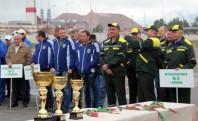 Конкурс профессионального мастерства водителей ОАО «Миноблавтотранс» в Солигорском районе